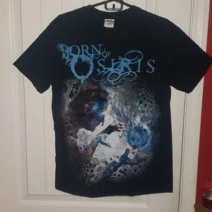 BORN OF OSIRIS BAND TEE